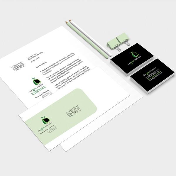 Green-Interview-Branding